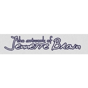 The Art Work of Jennette Brown coupon code